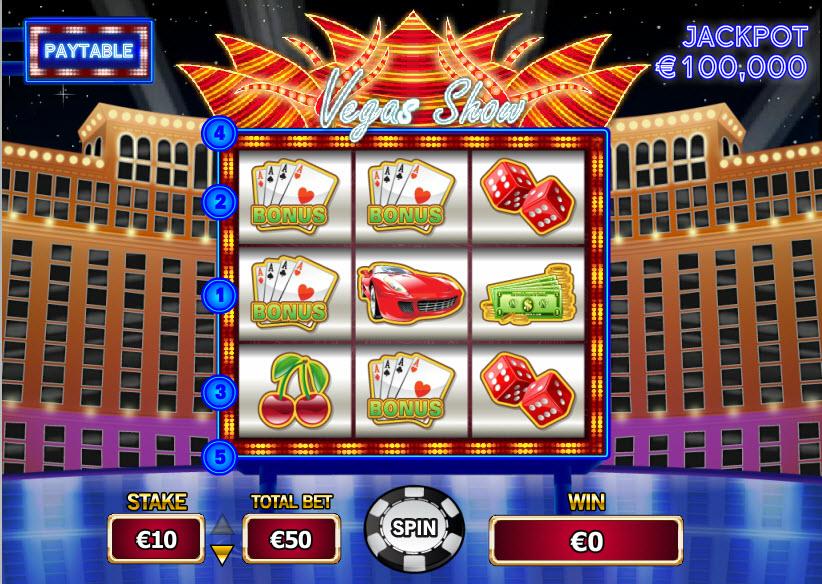 Vegas Show MCPcom PariPlay