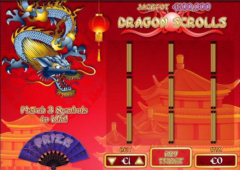 Dragon Scrolls MCPcom PariPlay
