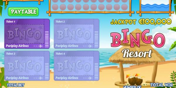 Bingo Resort MCPcom PariPlay