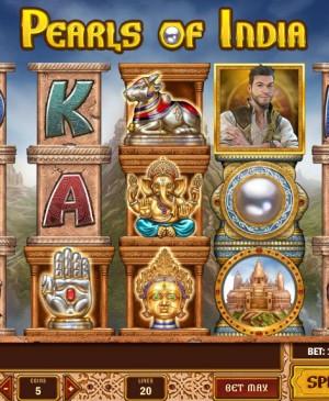 Pearls of India MCPcom Play'n GO