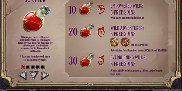 Tower Quest MCPcom Play'n GO pay
