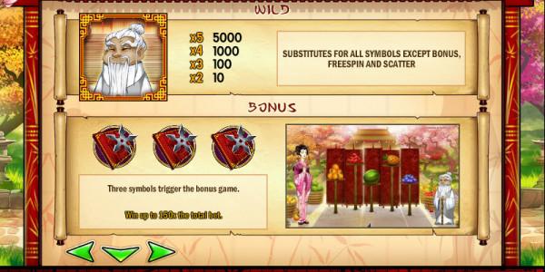 Ninja Fruits MCPcom Play'n GO pay