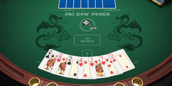 Pai Gow Poker MCPcom Play'n GO 2
