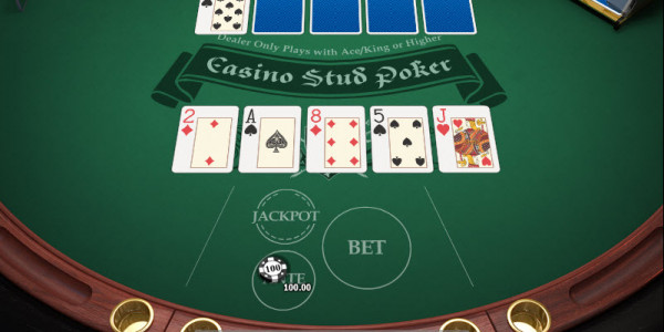 Casino Stud Poker MCPcom Play'n GO 2