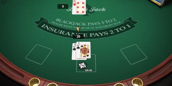 European BlackJack MH MCPcom Play'n GO 2