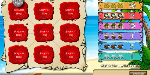Scratch Ahoy MCPcom Play'n GO2
