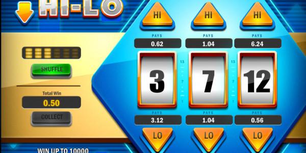 Triple Chance HiLo MCPcom Play'n GO2
