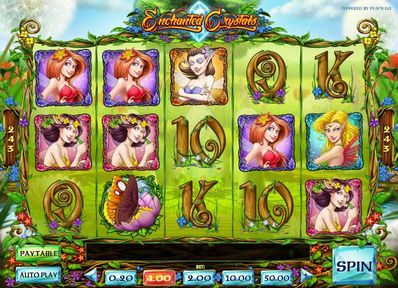 Enchanted Crystals MCPcom Play'n GO
