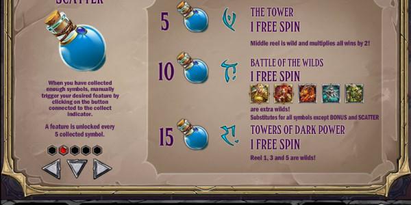 Tower Quest MCPcom Play'n GO pay2