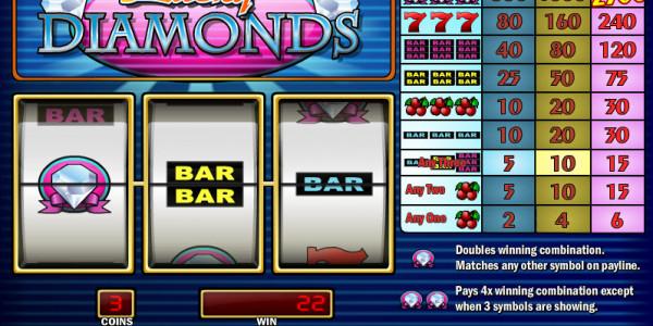 Lucky Diamonds MCPcom Play'n GO3