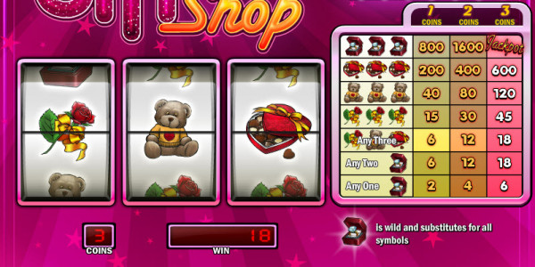 Gift Shop MCPcom Play'n GO3