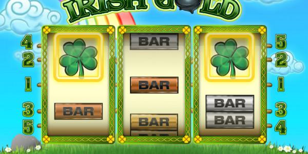 Irish Gold MCPcom Play'n GO win