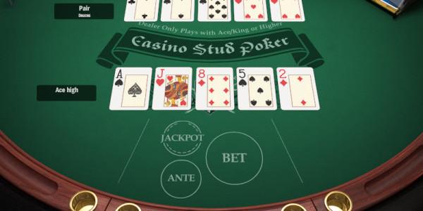Casino Stud Poker MCPcom Play'n GO 3