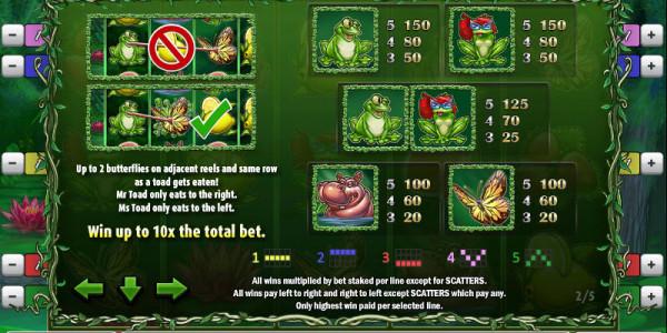 Mr Toad MCPcom Play'n GO pay2