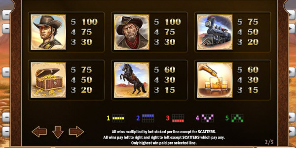 Cowboy Treasure MCPcom Play'n GO pay2