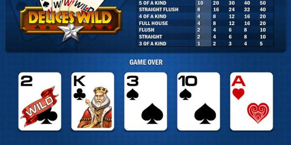 Deuces Wild MH MCPcom Play'n GO pay2