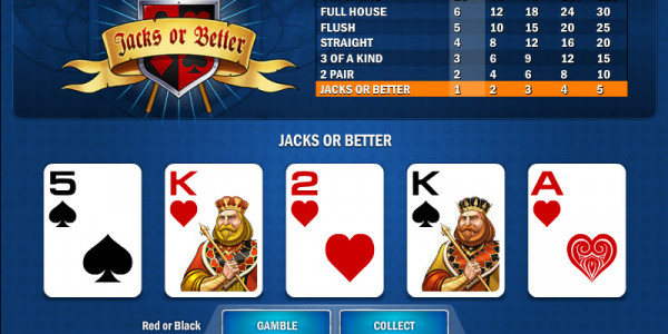 Jacks or Better MH MCPcom Play'n GO3