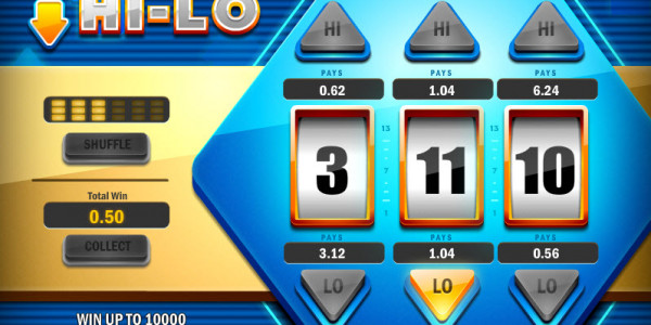 Triple Chance HiLo MCPcom Play'n GO3