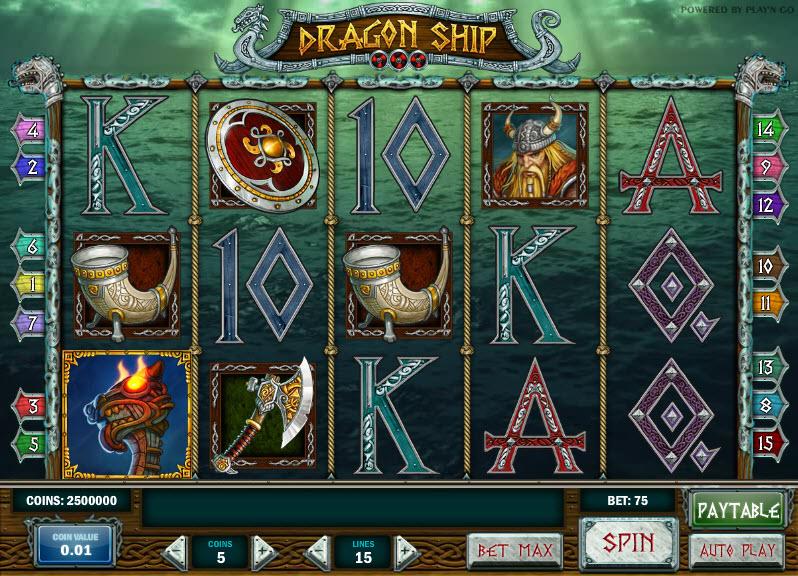 Dragonship MCPcom Play'n GO