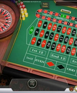 English Roulette MCPcom Play'n GO