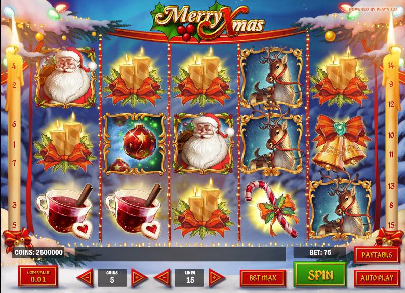 Merry Xmas MCPcom Play'n GO