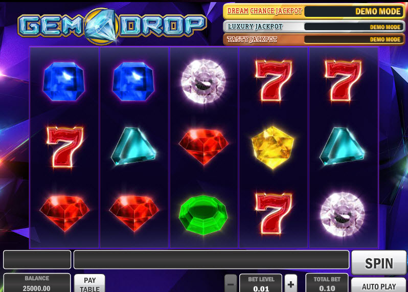 Gem Drop MCPcom Play'n GO