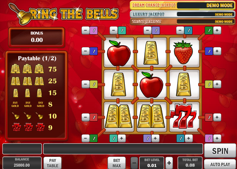 Ring the Bells MCPcom Play'n GO