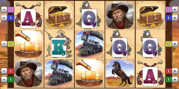 Cowboy Treasure MCPcom Play'n GO