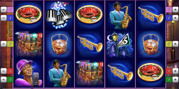 Jazz of New Orleans MCPcom Play'n GO