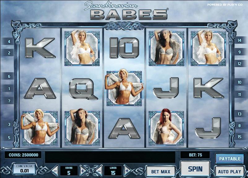 Scandinavian Babes MCPcom Play'n GO