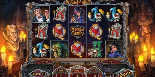 Dracula's Family MCPcom Playson (Globotech)