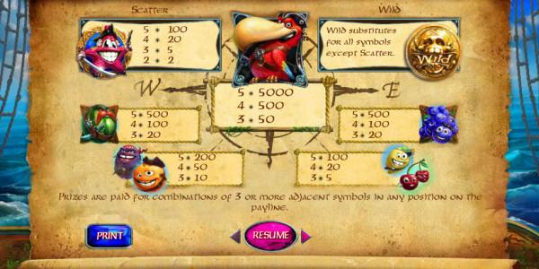 Lucky Pirates MCPcom Playson (Globotech) pay