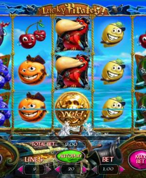 Lucky Pirates MCPcom Playson (Globotech)