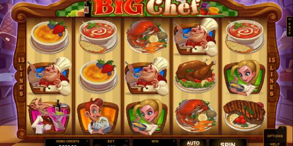 Big Chef MCPcom