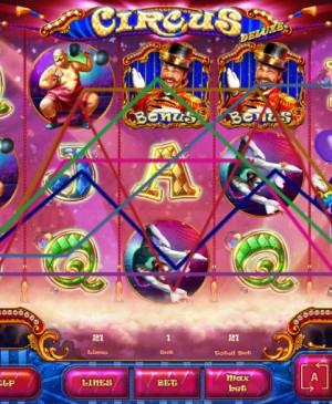 Circus MCPcom Playson (Globotech)