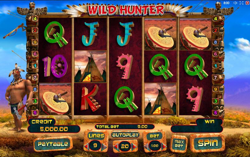 Wild Hunter MCPcom Playson (Globotech)