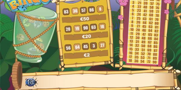 Beetle Bingo Scratch MCPcom Playtech2