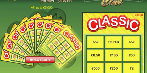 Winners Club Scratch Card MCPcom Playtech2