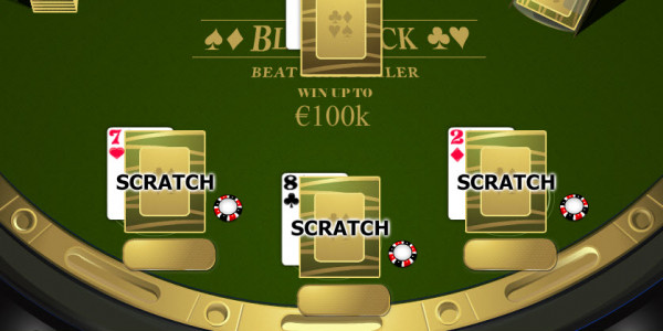 Blackjack Scratch MCPcom Playtech2