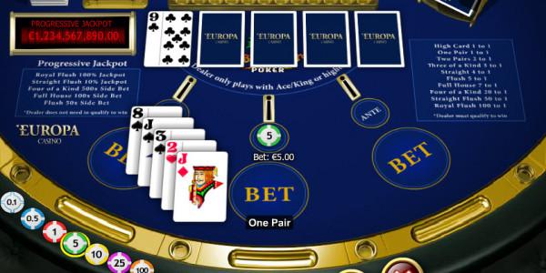 Caribbean Stud Poker MCPcom Playtech2