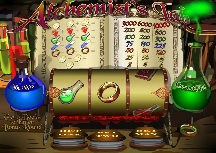 Alchemists Lab MCPcom Playtech
