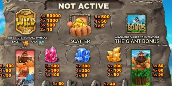Jackpot Giant MCPcom Playtech pay
