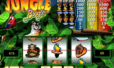Jungle Boogie MCPcom Playtech