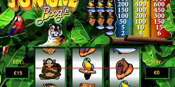 Jungle Boogie MCPcom Playtech