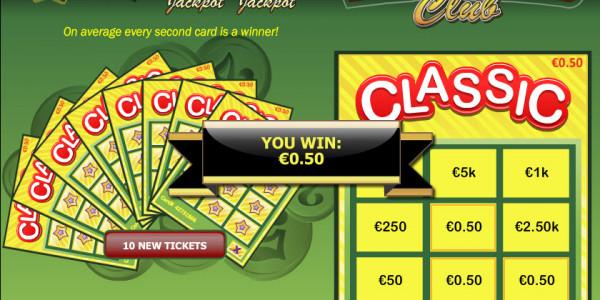 Winners Club Scratch Card MCPcom Playtech3