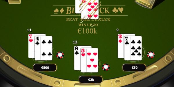 Blackjack Scratch MCPcom Playtech3