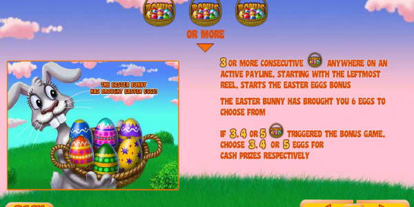 Easter Surprise MCPcom Playtech pay2