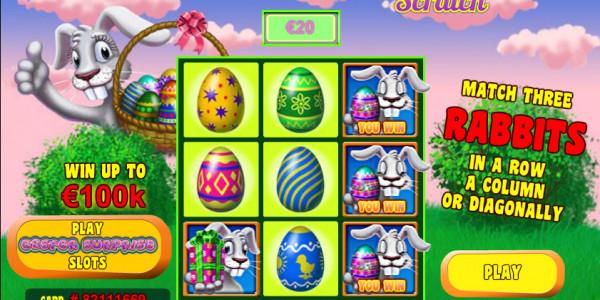 Easter Surprise Scratch MCPcom Playtech3