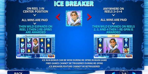 Ice Run MCPcom Playtech pay2
