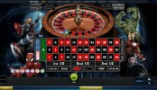 Marvel Roulette MCPcom Playtech
